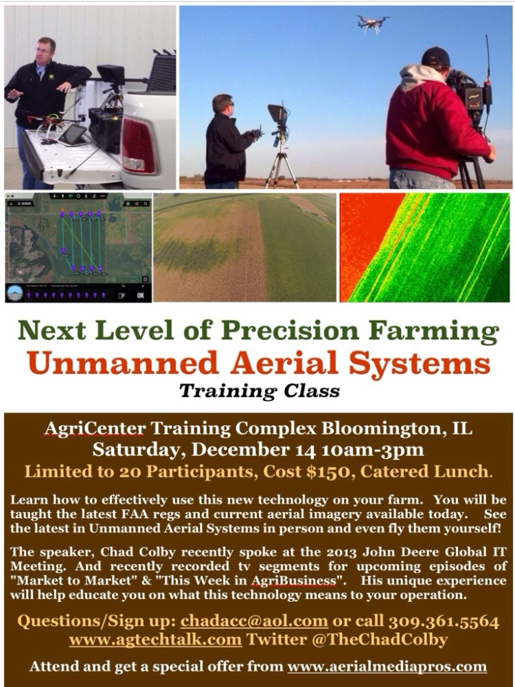 Unmanned Aerial System Training | Ag Tech Talk on WordPress.com