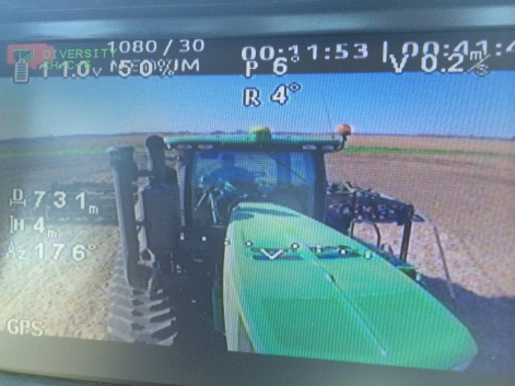 "9560RT w/ 40"" Great Plains"